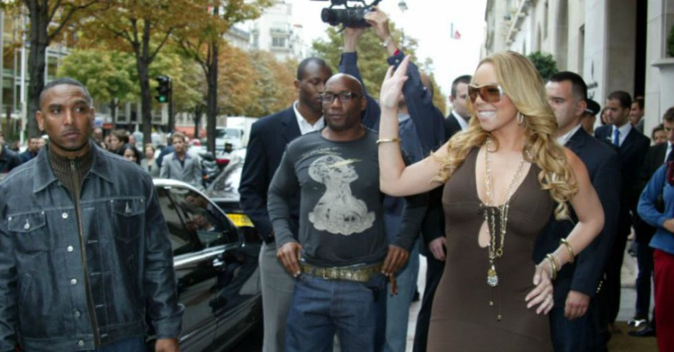 Mariah Carey Has Been Accused of Sexual Harassment by Her Former Bodyguard