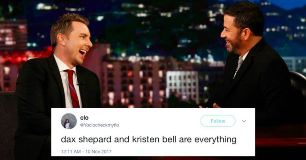 Dax Shepard Just One-Upped Wife Kristen Bell's Hilarious Story About Their Kids Walking in on Them