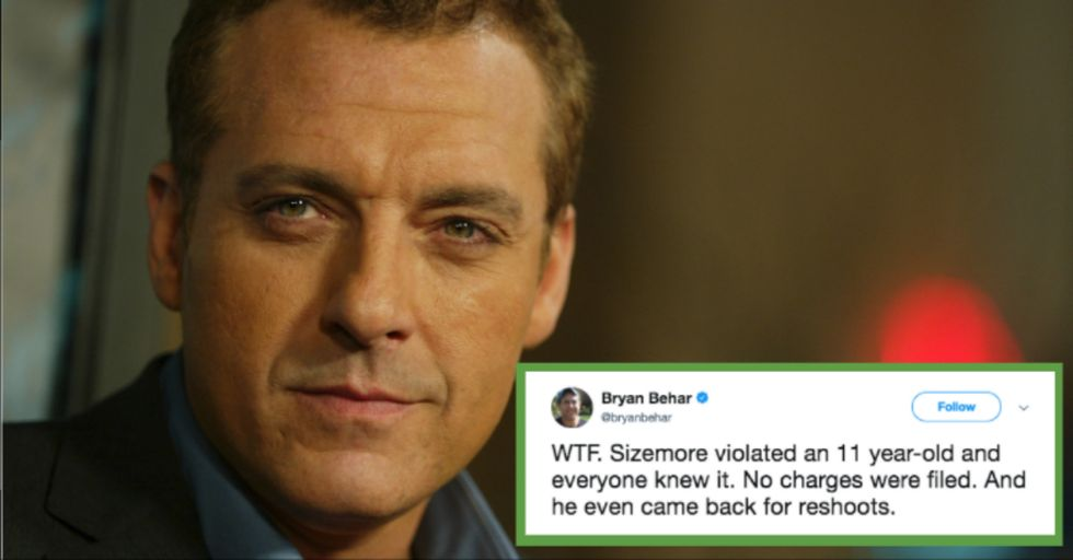 Actor Tom Sizemore Has Been Accused of Violating an 11-Year-Old Girl on the Set of a Movie