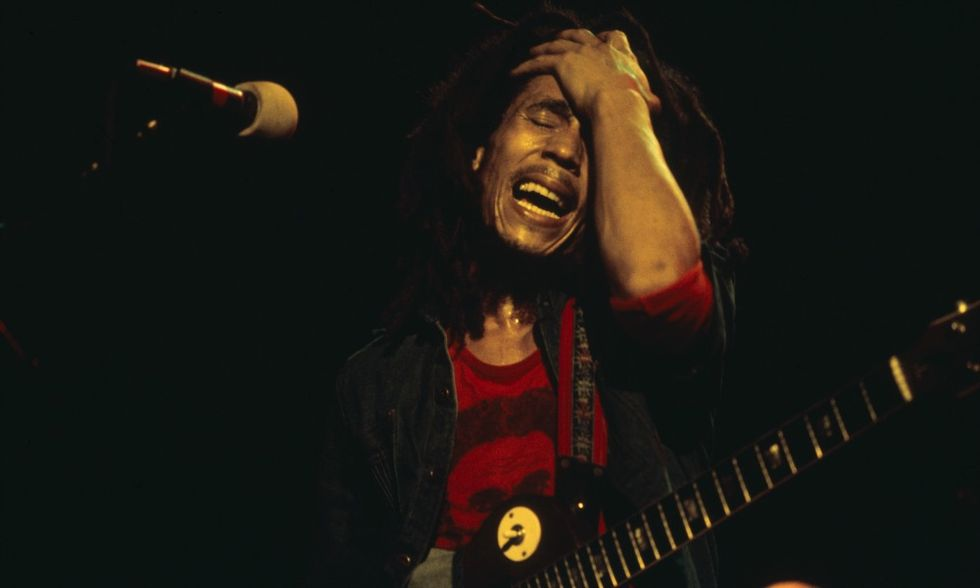 Here's Why Bob Marley Decided Not to Have Surgery That Could've Saved His Life