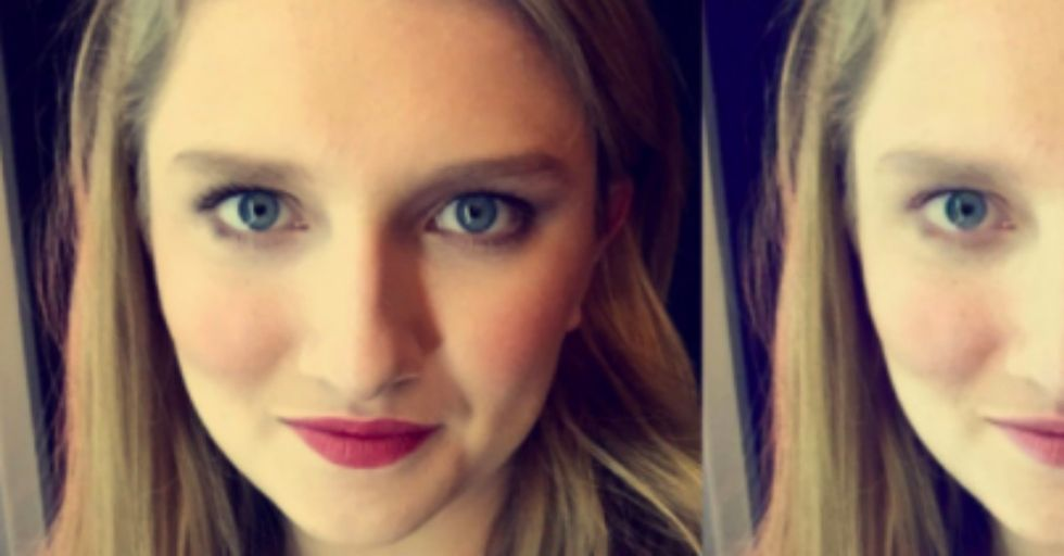 This Infuriating New App Shows What Women 'Really' Look Like Without Makeup