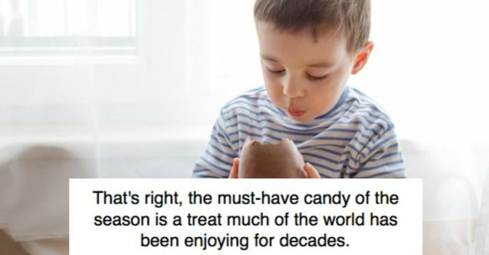 This Insanely Popular Chocolate Treat Is Now Legal in the U.S. for the First Time Since 1938