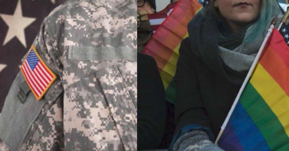 The Pentagon Just Paid for a Transgender Soldier's Gender-Reassignment Surgery Despite Trump's Ban