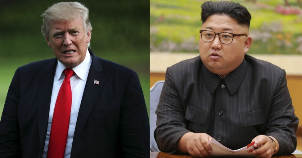 North Korea Just Sentenced Trump to Death for Insulting Kim Jong-Un in This Insane Tweet