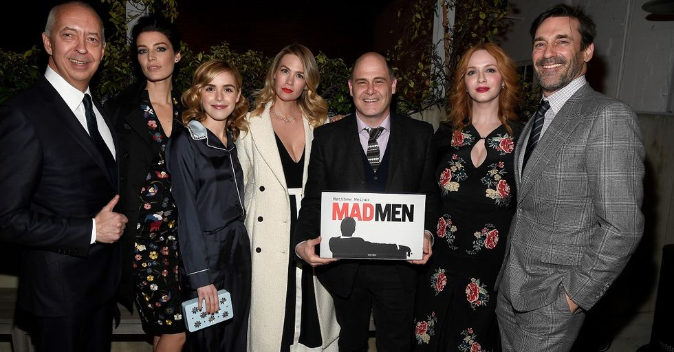 Matt Weiner, the Creator of 'Mad Men,' Is Under Fire for Sexually Harassing an Emmy Winning Writer and Then Firing Her
