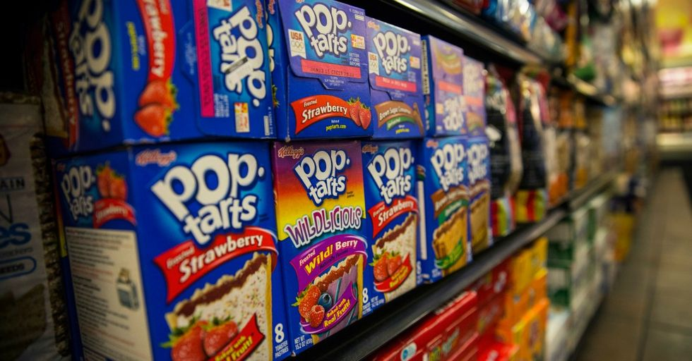 The Internet Is Roasting This Guy for Doing Something Truly Awful With Pop-Tarts