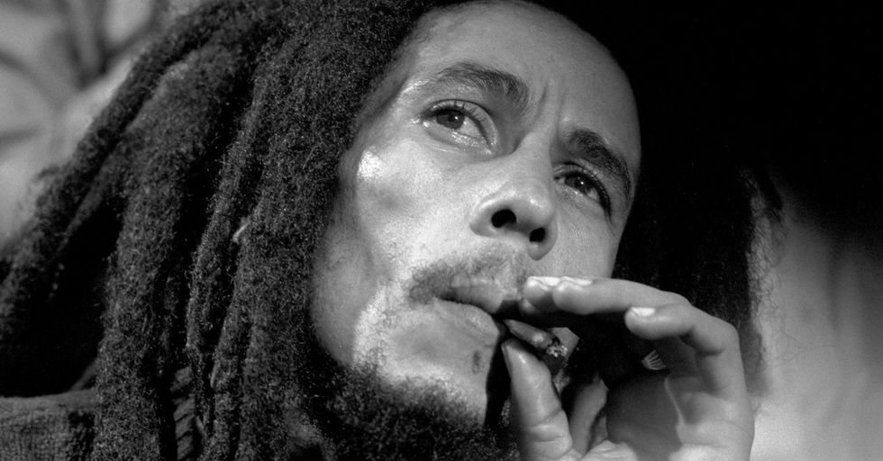 Bob Marley's Very Surprising Views On Marijuana Use Were Actually The Opposite of What You Might Expect
