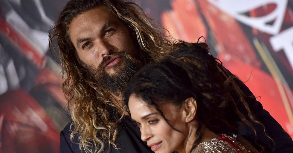 People Can't Decide Whether Jason Momoa's Comments About His Wife Are Creepy or Cute