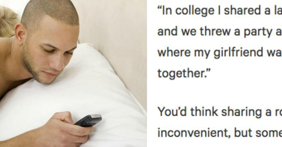 People Are Sharing the Exact Moment They Discovered Their Significant Other Was Cheating