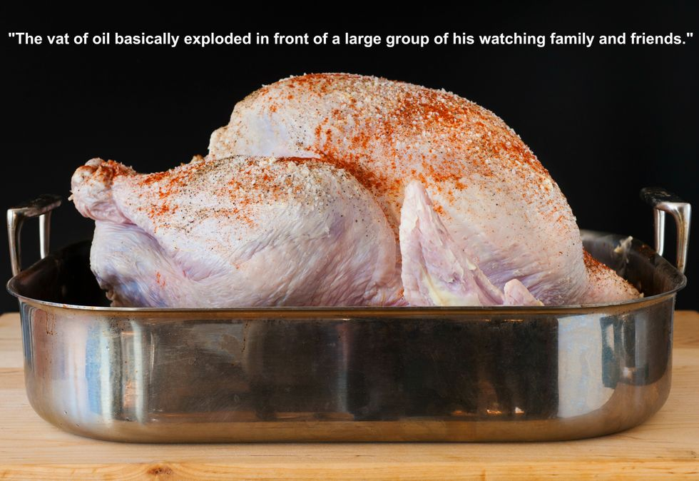 11 Thanksgiving Horror Stories to Get You Into the Holiday Spirit