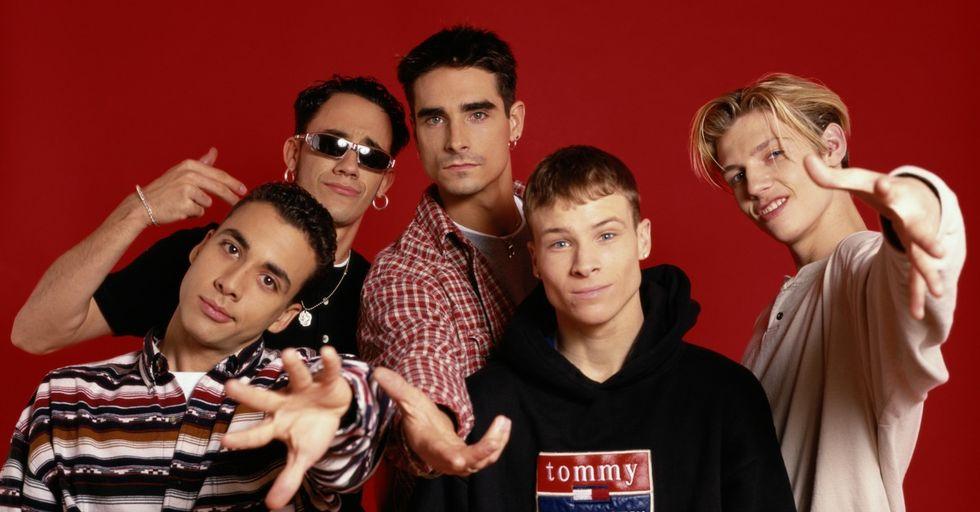 One of the Backstreet Boys Accused of Rape in Heartbreaking Letter