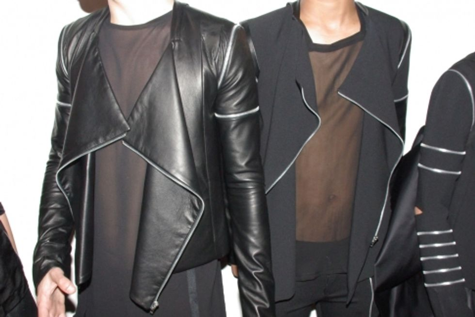 """Rad Hourani: """"My Clothes Are From Nowhere and Everywhere"""""""