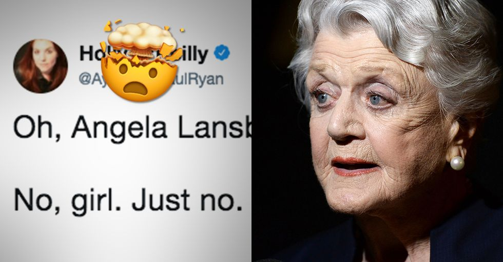 Angela Lansbury Slammed for Shocking Statements About Sexual Assault Victims