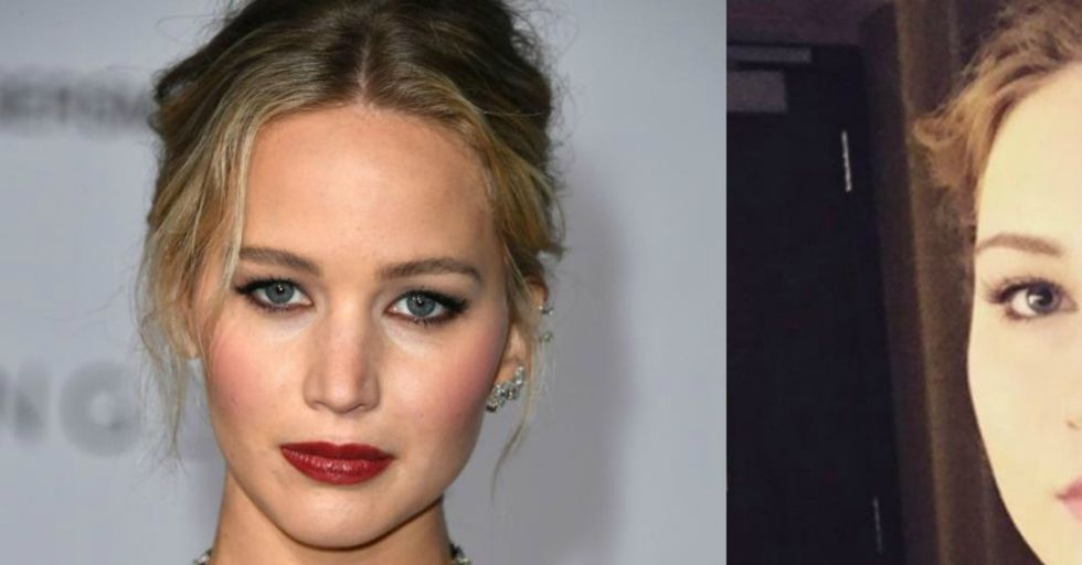 This Teenage Girl From Florida Is Jennifer Lawrence's Perfect, Identical Doppelgänger
