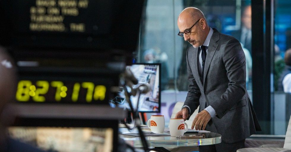 Matt Lauer Breaks His Silence After Being Fired for Sexual Misconduct