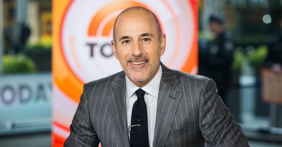 Here's the Story Behind Matt Lauer Getting Fired from the 'Today' Show for Sexual Misconduct