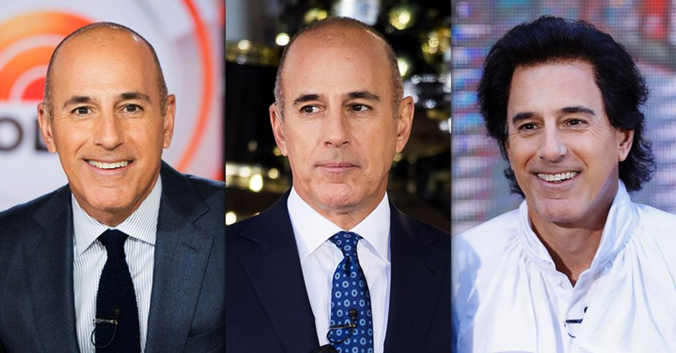 The Good, the Bad, and the Ugly of Matt Lauer's Career