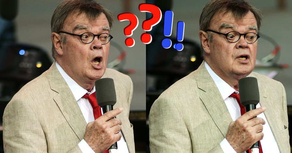 Garrison Keillor of 'A Prairie Home Companion' Was Just Fired for Inappropriate Sexual Behavior