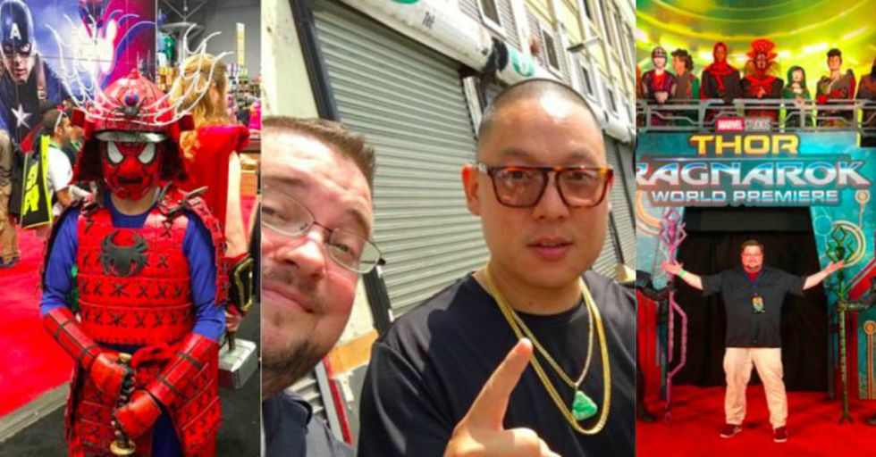 This White Guy Who Masqueraded as a Japanese Man Managed to Become Marvel Comics' New Editor-In-Chief