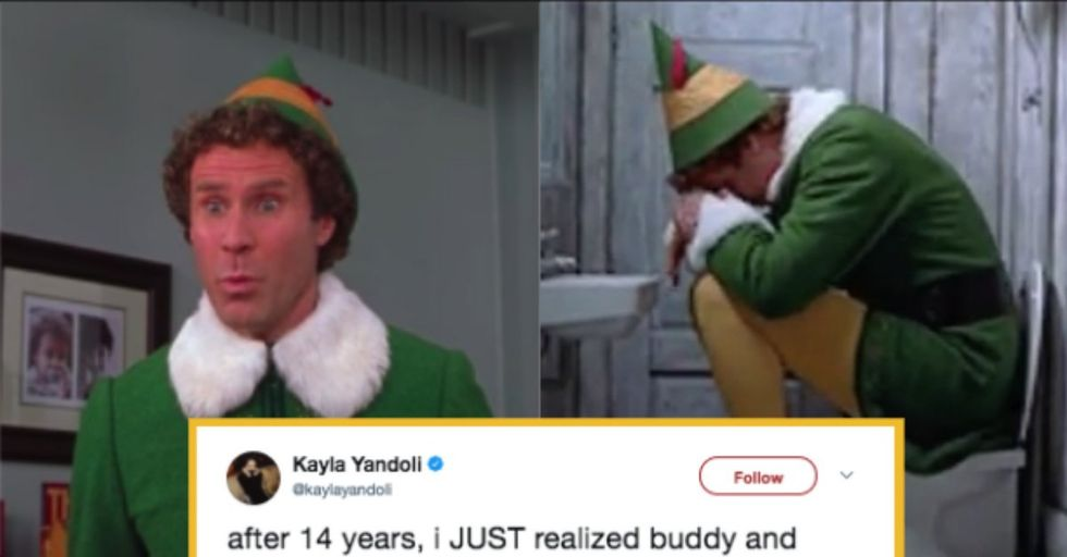 This Touching Detail from the Movie 'Elf' Is Going to Break Your Heart