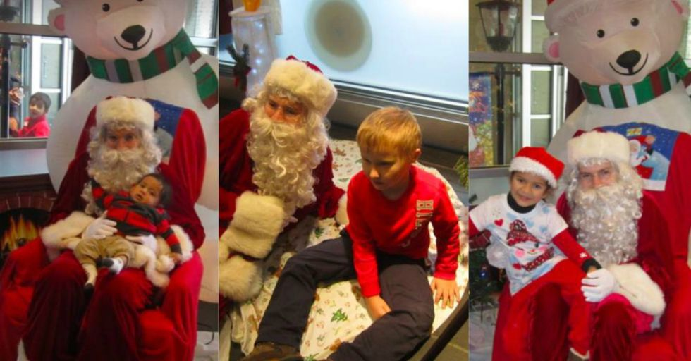 This Man With Autism Created Sensory-Friendly Santa Visits for Kids on the Autism Spectrum