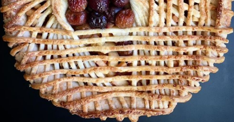 This Seattle Baker's Incredible, Intricate Pies Are Breaking the Internet