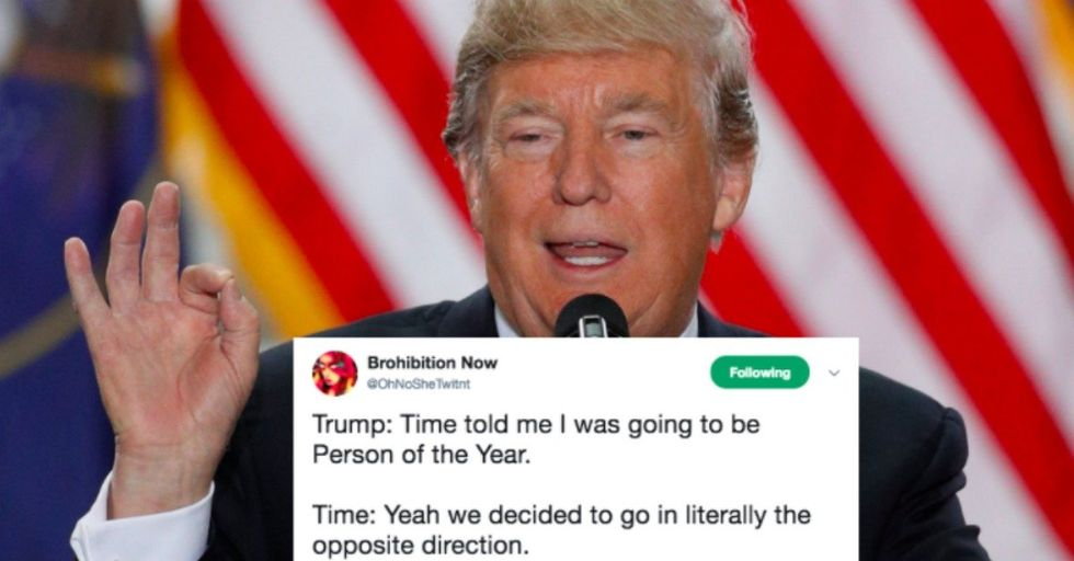 TIME Has Named Its Person of the Year and It's the Opposite of Trump