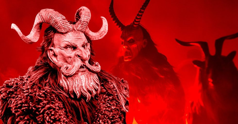 Move Over, Santa: Krampus, the Terrifying Demonic Christmas Icon, Is Making a Major Comeback