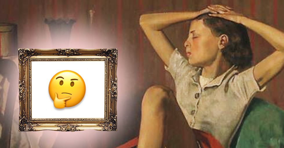 People Want This Museum Remove a Divisive Painting That Many Say Sexualizes a Young Girl
