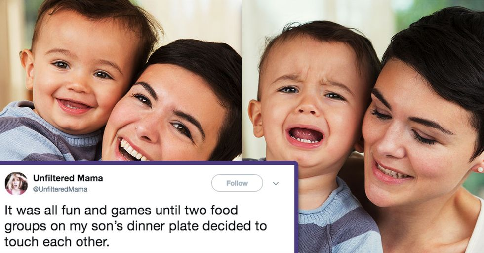 20 Tweets About the Craziness of Parenthood That Are Almost TOO Real