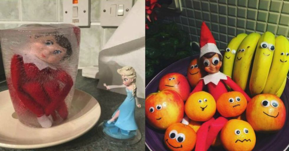 This Mom's Hilarious Craigslist Ad About Elf on the Shelf Has Parents Everywhere Nodding in Solidarity