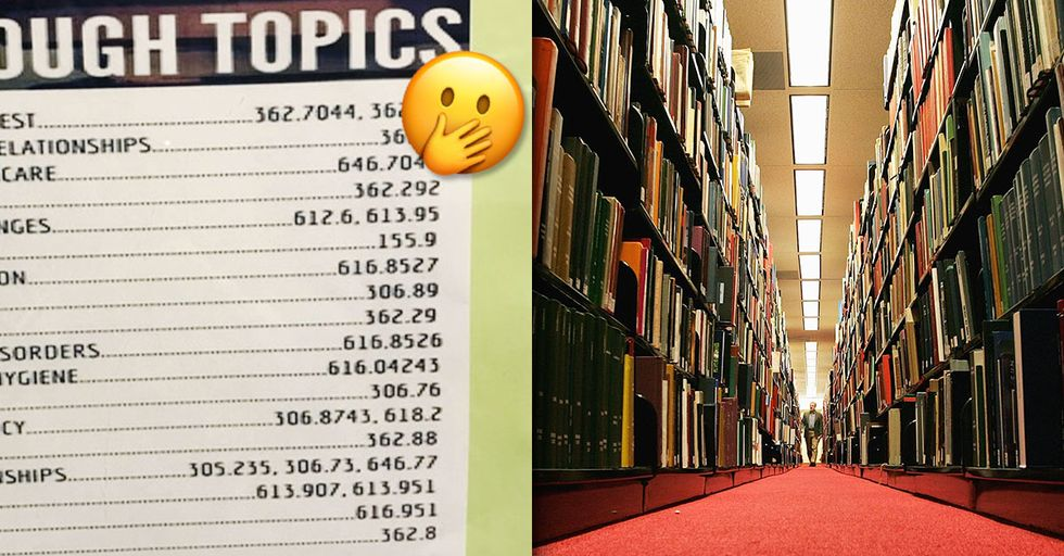 This Library's Silent Tactic to Help Kids in Trouble Is Completely Genius