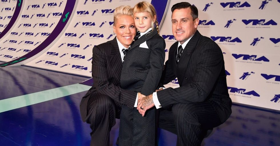 P!nk Just Revealed the Reason She's Decided to Raise Her Kids 'Gender-Neutral'