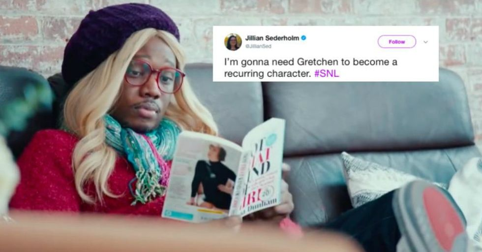 SNL Absolutely Skewered Liberal White Women in This Hilarious Skit Starring Michael Che