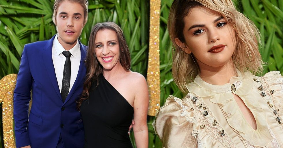 Justin Bieber's Mom Finally Comes Clean About What She Thinks of Girlfriend Selena Gomez