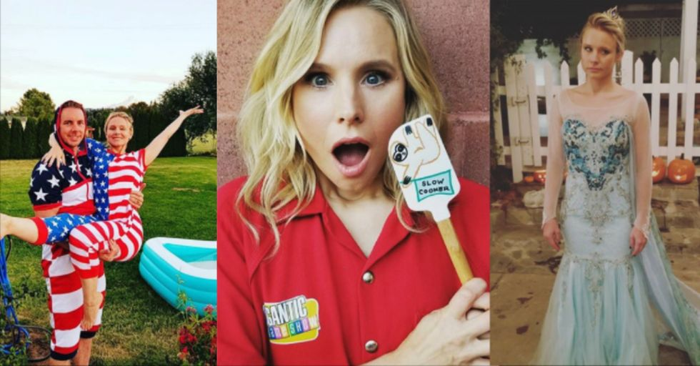 The 20 Times We Wished Kristen Bell Was Our Real-Life Best Friend