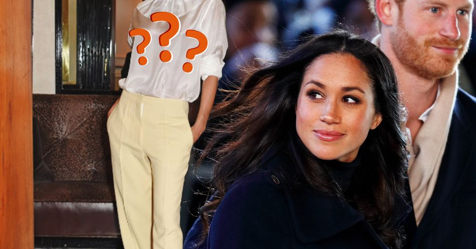 Soon-To-Be-Duchess of Sussex Meghan Markle Has a Very Surprising New Best Friend