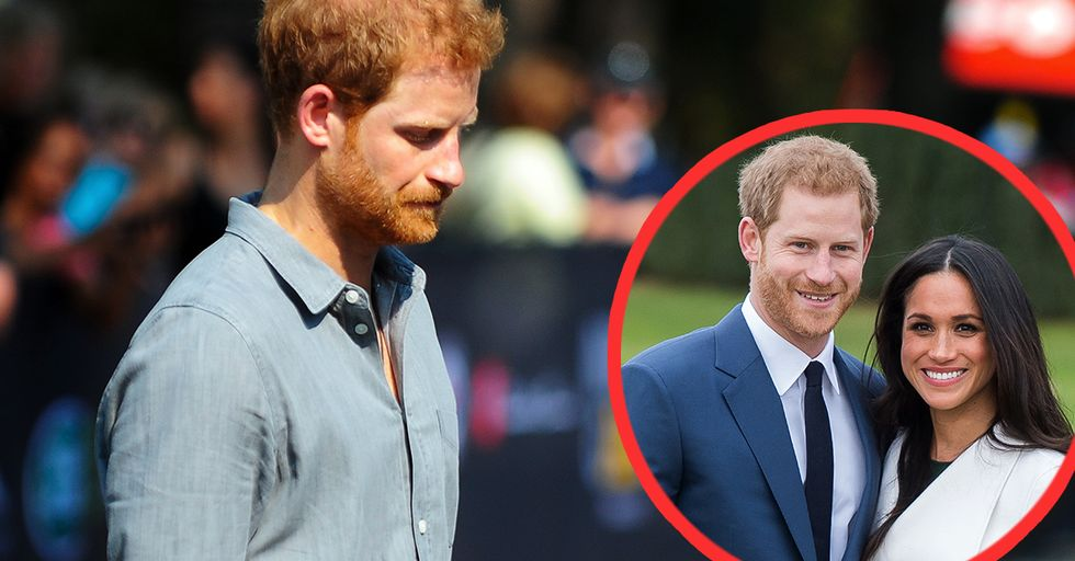 This Is the One Habit Prince Harry Had to Give Up to Marry Meghan Markle