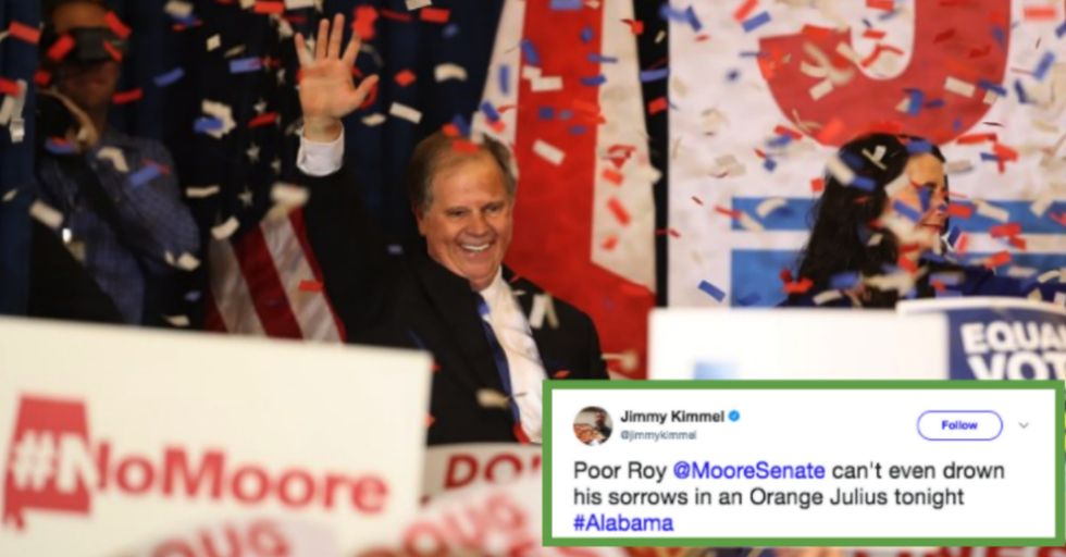 Here Are the Best Reactions to Last Night's Alabama Senate Election