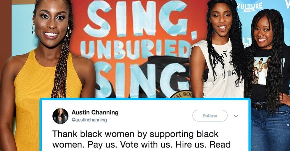 Here's How to Properly Thank Black Women for Making Sure Roy Moore Lost the Election