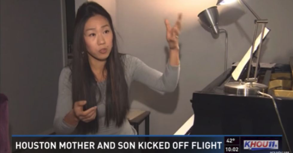 Spirit Airlines Just Kicked a Breastfeeding Mother off a Flight for Feeding Her Crying Child
