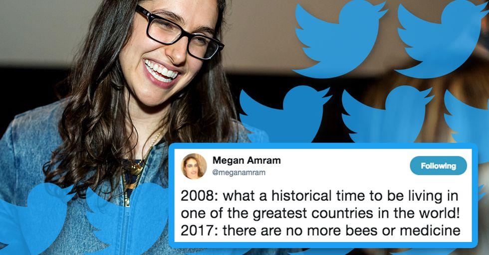 20 Tweets That Prove That Women Were Way Funnier Than Men in 2017