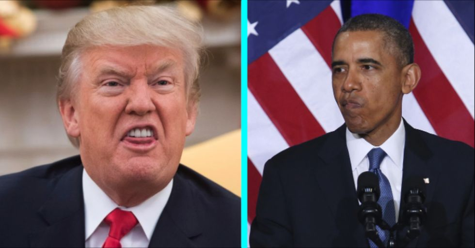 New Report Reveals Just How Often Trump Lies Compared to Obama