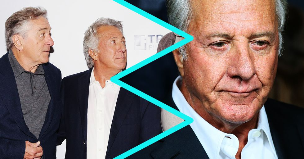 Three New Sickening Allegations Have Emerged Against Dustin Hoffman, Including Exposing Himself to a Minor