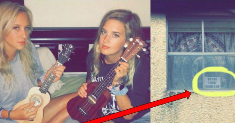 These Broke College Girls Came Up with a Genius Way to Get Exactly What They Wanted