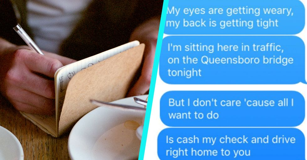This New Trend Has Men Sending Their Girlfriends a 'Poem,' but It's Actually Something Else Entirely