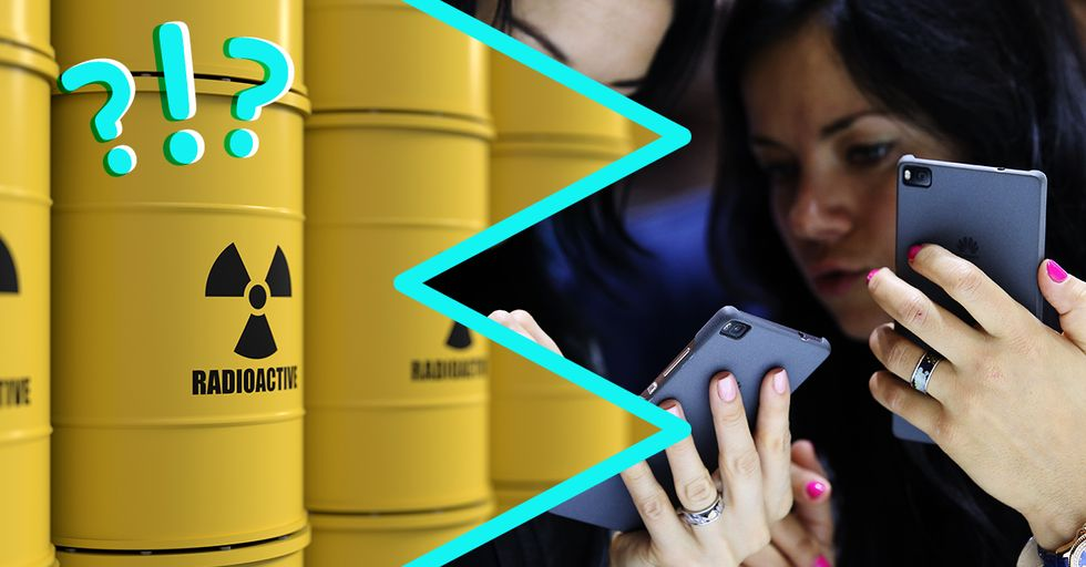 Here's How to Limit Your Exposure to Dangerous Radiation from Your Cell Phone