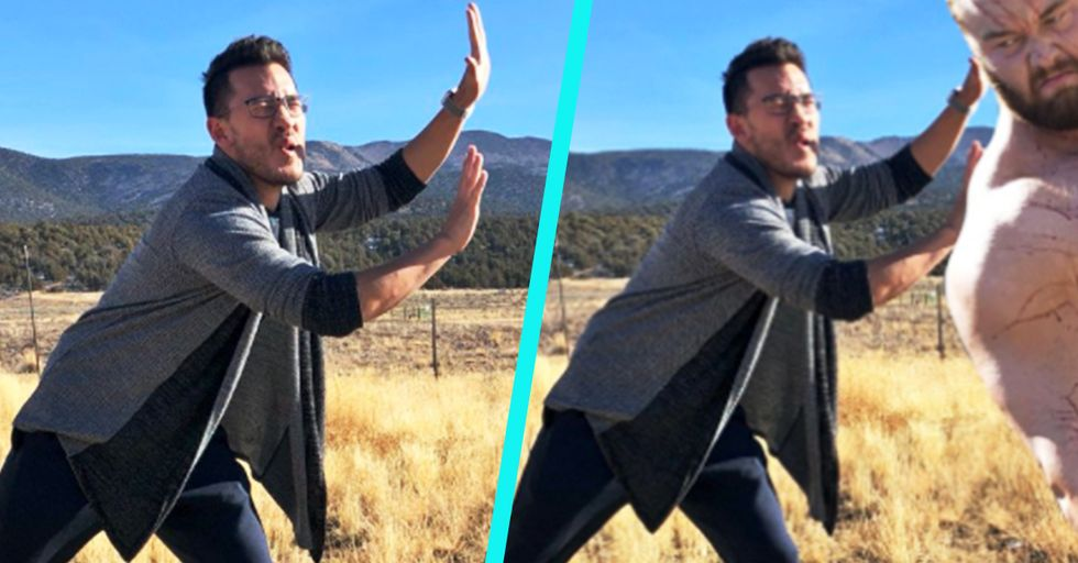This Guy Learned the Hard Way What Happens When You Ask the Internet for Photoshop Help