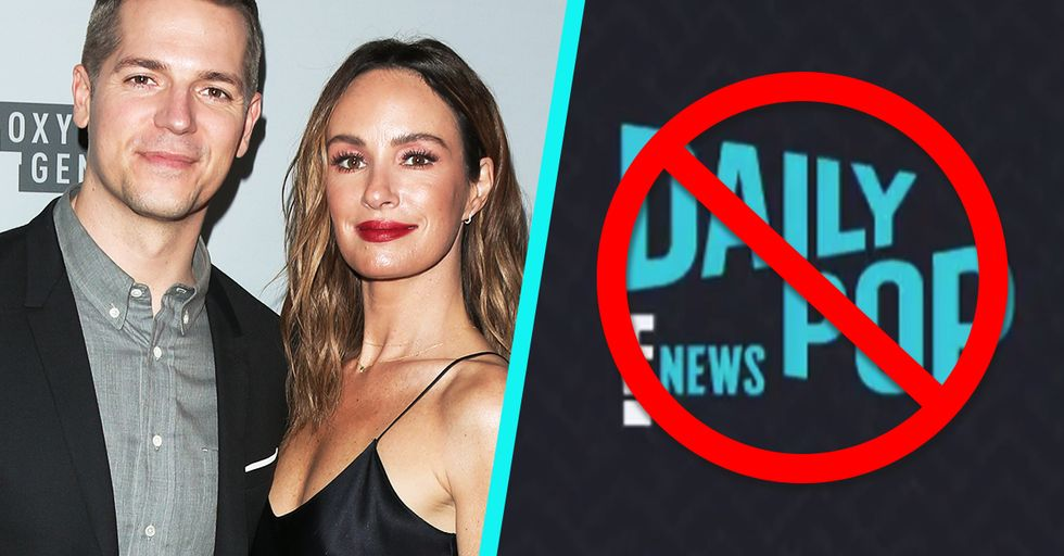 E! News Host Catt Sadler Quits Her Job After Discovering Male Co-Host Was Paid Double — Now the Women of Hollywood Are Backing Her Up