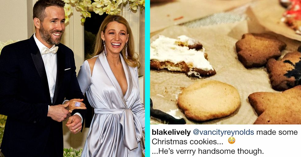 Blake Lively Continues to Hilariously Troll Husband Ryan Reynolds With This Perfect Christmas Post